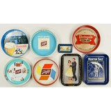 Lot of Misc Advertising Trays