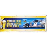 Miller Lite Racing Advertising Banner