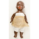 Black Americana Baby Doll