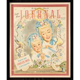 Ladies Home Journal May 1941 Framed Ad
