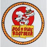 Dog n' Suds Root Beer Sign