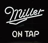 Vintage Miller Neon Sign