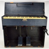 AL White Mfg. Co Suitcase Reed Piano