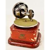 German Coronet Toy Phonograph
