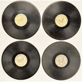 The Harper Columbia 1 Sided Records