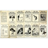 1911 The New Phonogram Catalogs