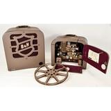 Bell & Howell Filmosound 185 Projector & Amplifier