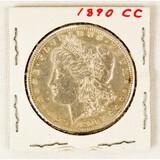 1890 Carson City Morgan Dollar