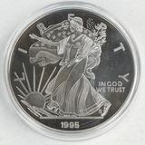 1 Troy Pound Silver Eagle Coin