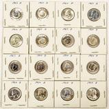 American Silver Dimes & Quarters