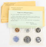 5 US Silver Proof Sets