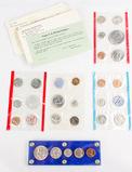 5 US Proof/Mint Sets