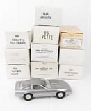 Lot of AMT/ERTL Model Cars