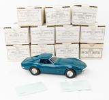 Lot of AMT\ERTL Model Cars (11)