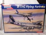 Monogram B-17G Flying Fortress Model Kit