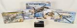 Revell & Testor Model Airplane Kits-New (6)