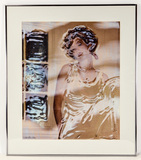 Print of Beautiful Woman
