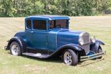 1931 Ford 2 Door Rumble Seat Street Rod