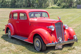 1937 Packard Street Rod Automobile
