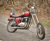 1968 BSA Chopper Motorcycle