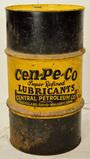 Cen-Pe-Co 20 Gallon Bulk Oil Barrel