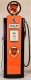 Wayne Model 70 Gas Pump with Globe Phillips 66