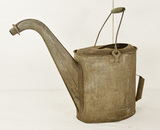 1930s Gas Station Radiator Water Bucket