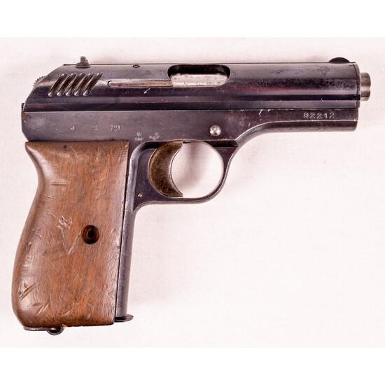 CZ Model 24 Pistol .380 Auto SN: 82212 (C)