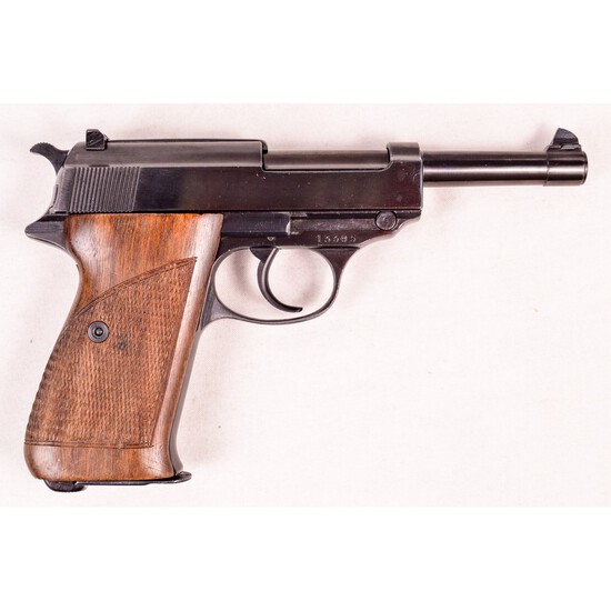 WWII German Walther Model HP Pistol 9x19 (C)