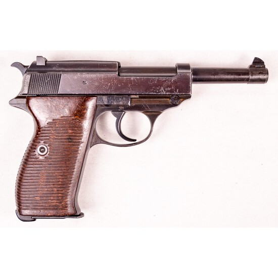 WWII German Walther P38 Pistol 9x19 (C)