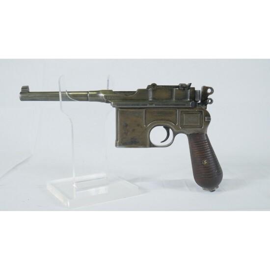C96 Broomhandle Pistol 7.63 Mauser (C)