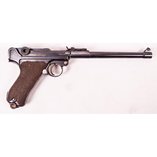 WWI German 1918 Artillery Luger Pistol 9x19 (C)