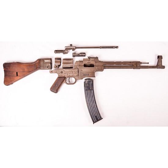 Original WWII German MP44 Parts Kit/ Display kit