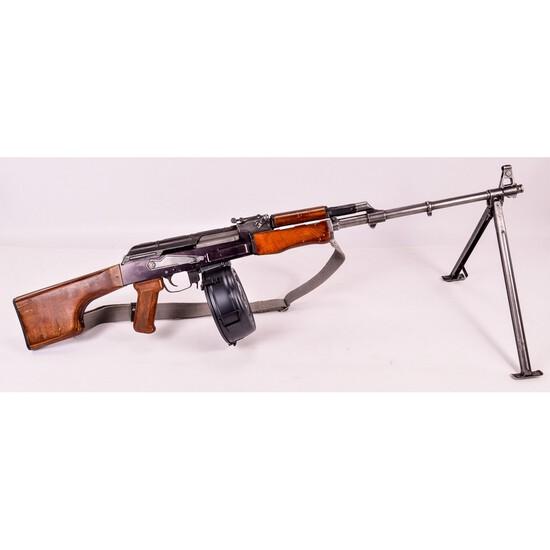 NVA RPK Vietnam War Era Dummy/Display Machine Gun