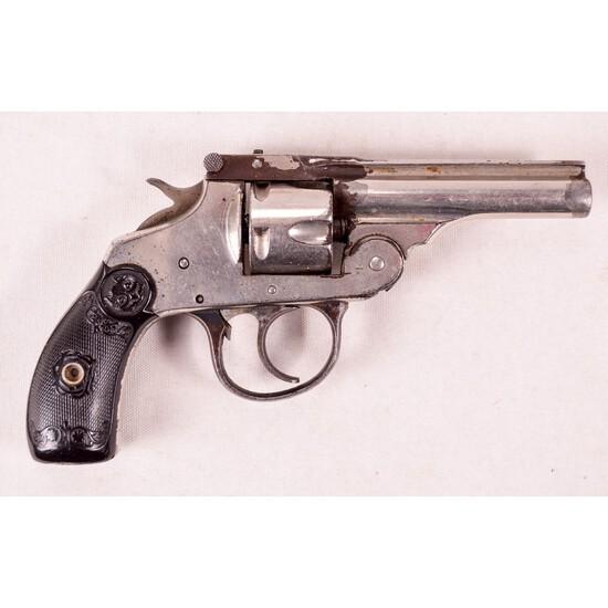 Iver Johnson Top Break Revolver .32 (C)