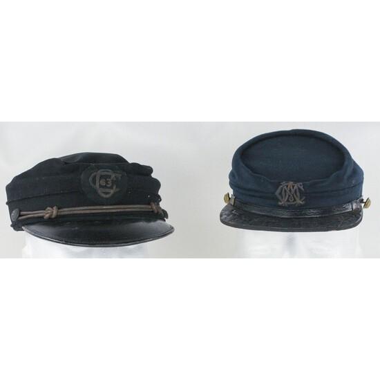 Civil War-Style Kepi Hats (2)