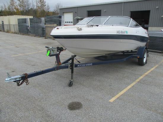 1998 Four Winns Horizon QX Motorboat