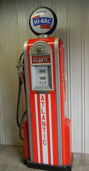 Atlantic Hi-Arc Antique Gas Pump