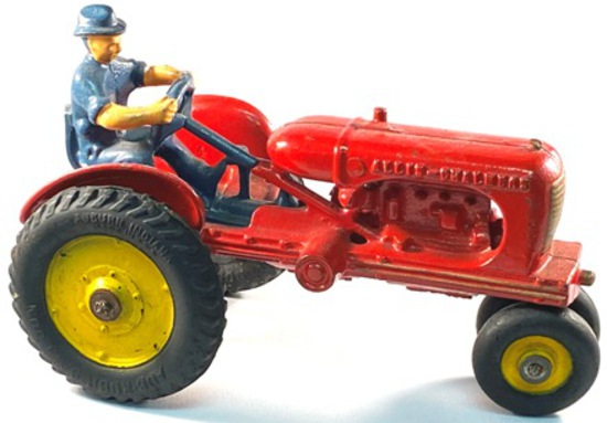 2020 Geneseo Farm Toy Auction