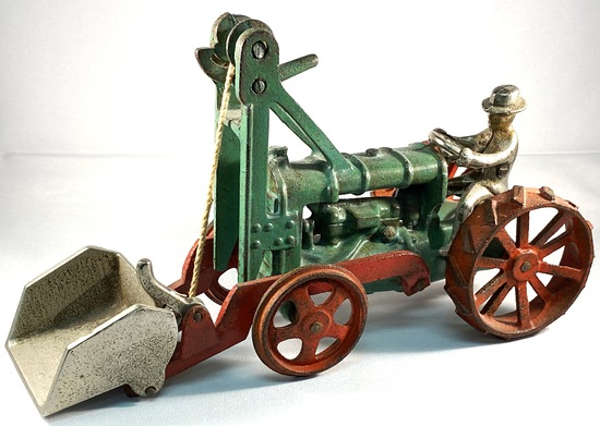 Fordson with Loader