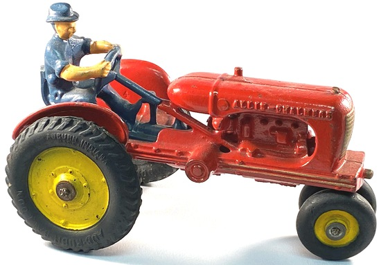 A-C WC Tractor