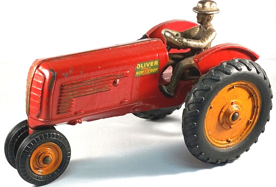 Oliver Red 70 Tractor