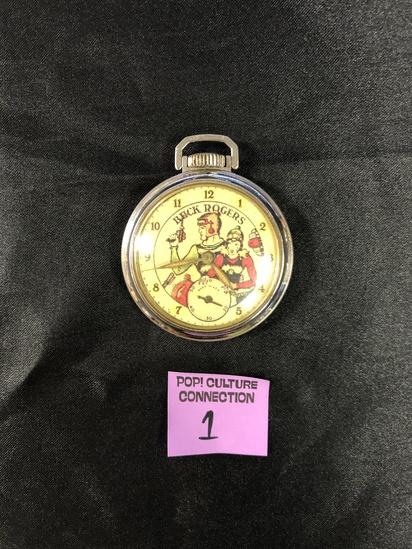 Rare Buck Rogers scarce pocket watch