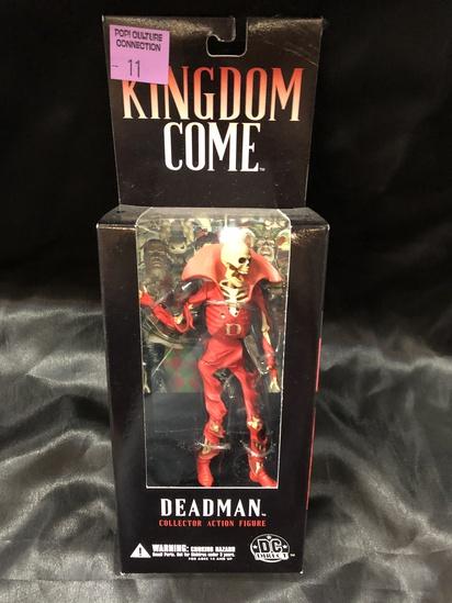 DC KINGDOME COME DEADMAN ACTION FIGURE NIB