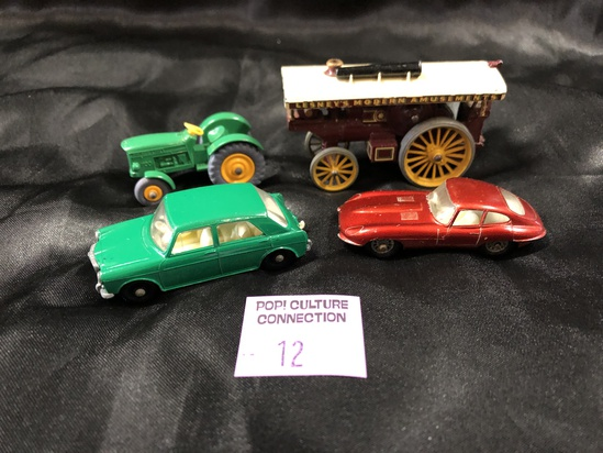 LOT OF EARLY LESNEY MATCHBOX CARS, VERY CLEAN