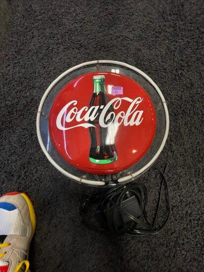 Vintage Everbrite Coca Cola Neon Light