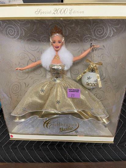 Barbie 2000 Special Edition Celebration Doll