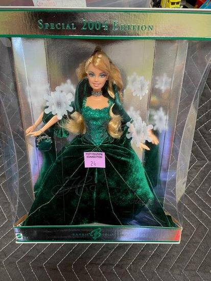 Barbie 2004 Special Edition Holiday Doll