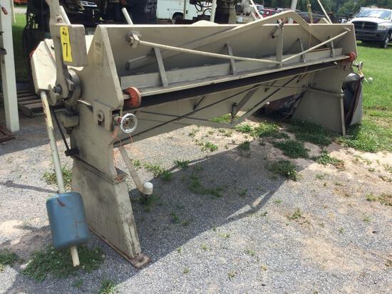 Baileigh Industrial PB 12014 14' Metal Brake
