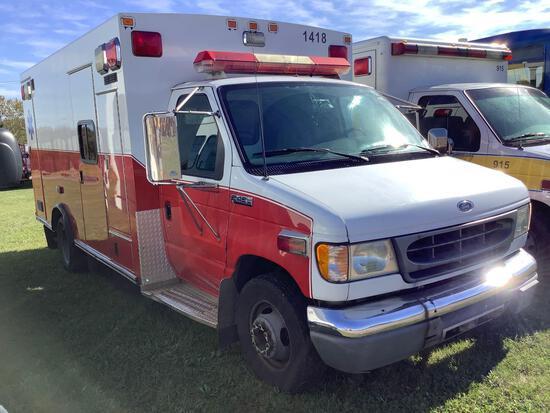 1999 Ford #450 Ambulance